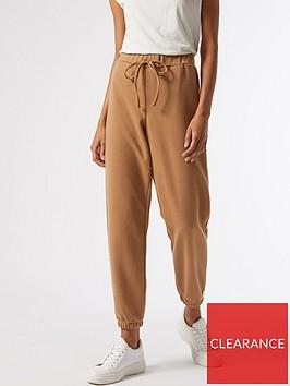 dorothy-perkins-lounge-jogging-bottoms-camel