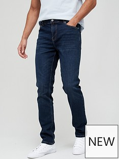 very-man-slim-jeansnbspwith-stretch-dark-wash
