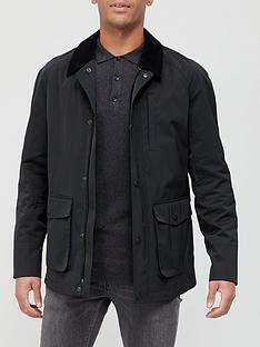 very-man-lightweight-cord-collar-jacket-navynbsp