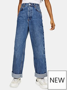 topshop-30-zed-mom-jeans--nbspblue