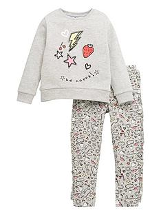 mini-v-by-very-girls-sweat-and-graffitinbsplegging-set-grey