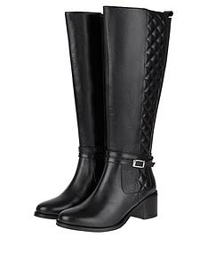 monsoon-long-leather-riding-boots-black