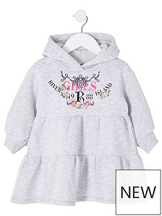 river-island-mini-girls-lace-tiered-smock-sweat-dress-grey