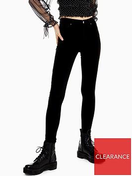 topshop-leigh-jeans--nbspblack