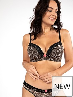 dorina-dorina-power-animal-curve-lightly-padded-plunge-bra