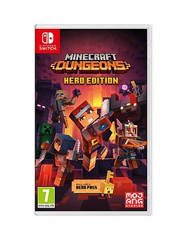 Nintendo Switch Minecraft Dungeons: Hero Edition