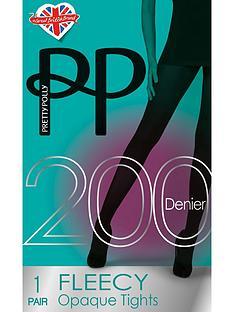 pretty-polly-200-denier-fleecy-tights
