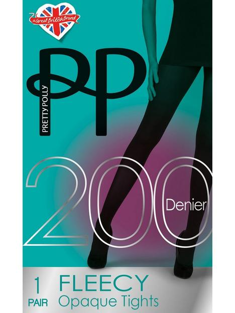 pretty-polly-pretty-polly-200-denier-fleecy-tights-blacknbsp