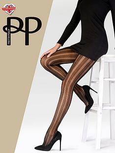 pretty-polly-zig-zag-pattern-tights