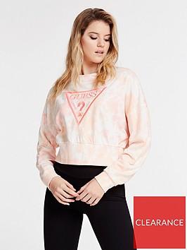 guess-logo-mirtilla-fleece-sweatshirt