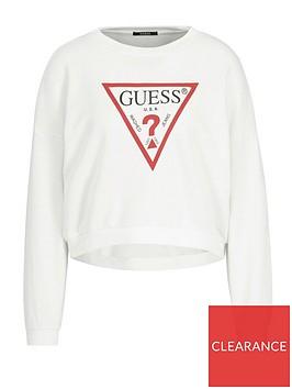 guess-logo-fleece-sweatshirt
