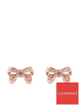 ted-baker-pollay-petite-bow-stud-earring-rose-gold