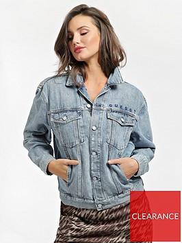 guess-klaudia-denim-jacket-blue