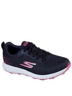 skechers-fairway-2-spikeless-golfnbsptrainers-navypink