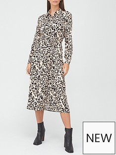 v-by-very-printed-long-sleeve-shirt-dress-animal-print