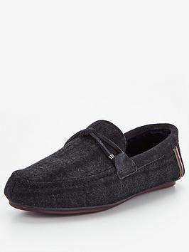 ted-baker-merinol-felt-moccasin-slippers-grey