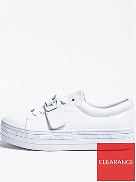 guess-balit-logo-buckle-platform-trainers-white