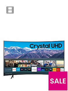 Samsung UE65TU8300KXXU, 65inch, Curved Crystal UHD, 4K HDR, Smart TV Best Price, Cheapest Prices
