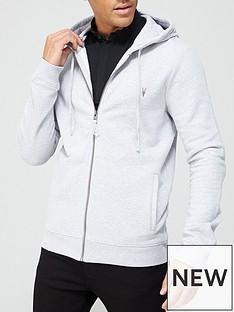 allsaints-raven-zip-through-hoodie-grey