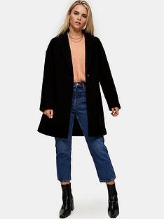 topshop-classic-jenny-coat--nbspblack