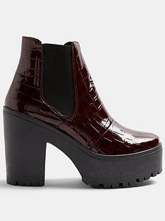 topshop-bria-chelsea-high-unit-boots-burgundy-nbsp