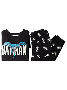 mango-boys-batman-pyjamas-black