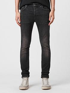 allsaints-cigarette-skinny-fit-damaged-jeans-black