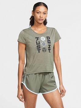 nike-running-icon-clash-t-shirt-khakinbsp
