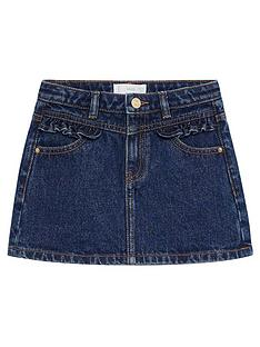 mango-girls-denim-skirt-dark-blue