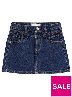 mango-girls-denim-skirt-dark-blue