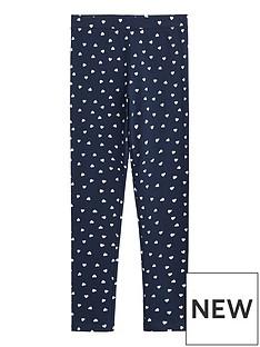 mango-girls-heart-print-leggings-navy
