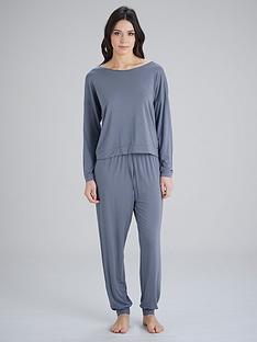pretty-polly-lounge-pants-grey