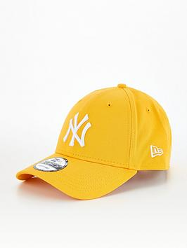 new-era-nynbsp9-forty-baseball-cap-yellow