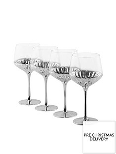 waterside-set-of-4-platinum-art-deco-wine-glasses