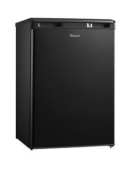 Swan Swan Sr70181B 55Cm Wide Under-Counter Freezer - Black