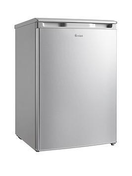 Swan Swan Sr70181S 55Cm Wide Under-Counter Freezer - Silver