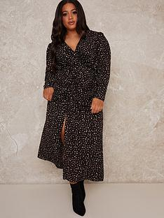chi-chi-london-natasa-printed-midi-dress-black