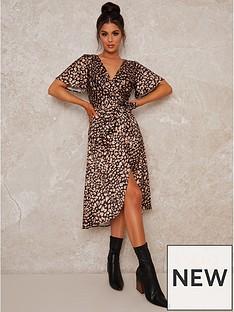 chi-chi-london-meliss-wrap-midi-dress-black