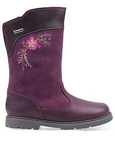 start-rite-girls-splash-boots-purple