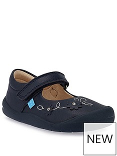start-rite-girls-flex-shoe-navy