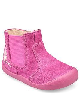 start-rite-girls-first-chelsea-boot-pink
