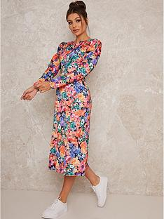chi-chi-london-darcia-printed-midi-dress-multi