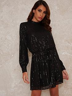 chi-chi-london-blake-dress-black