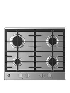 hoover-hoover-hmk6grk3x-60cm-stainless-steel-gas-hob