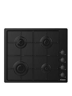 candy-chw6lbb-60-cm-gas-hob-black
