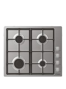 candy-chg6lx-60cm-gas-hob--nbspstainless-steel
