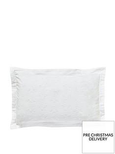joules-botanical-bee-100-cotton-oxford-pillowcase