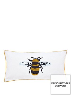 joules-botanical-bee-cushionnbsp