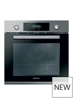 candy-candy-fcp615xe-60cm-multifunction-oven-stainless-steel