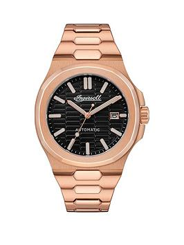 ingersoll-ingersoll-the-catalina-black-date-automatic-dial-rose-gold-stainless-steel-bracelet-watch